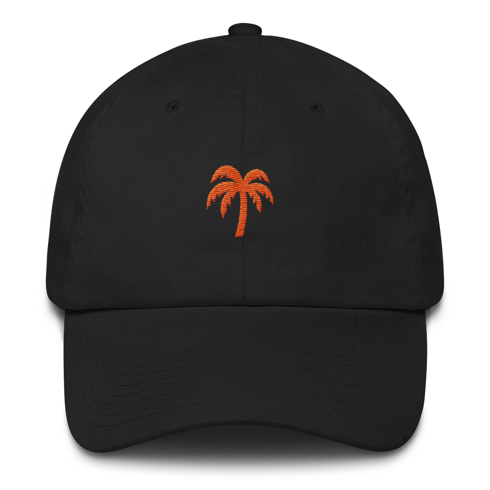 Darty - Tennessee Orange (Black Cap)