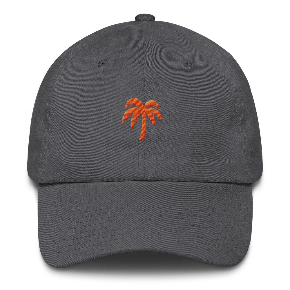 Darty - Tennessee Orange (Smokey Grey Cap)