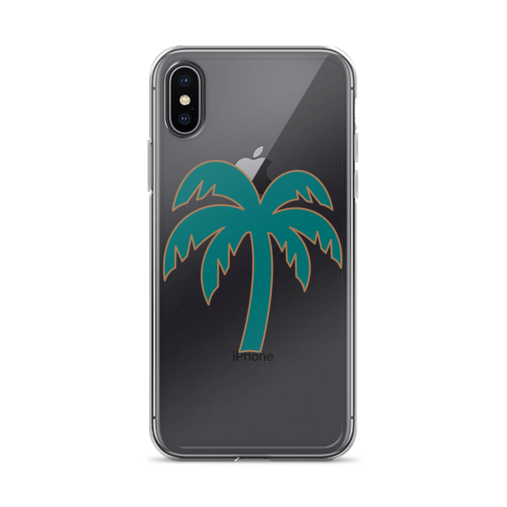 Teal - Bronze Cell Phone Case - Darty Co.®