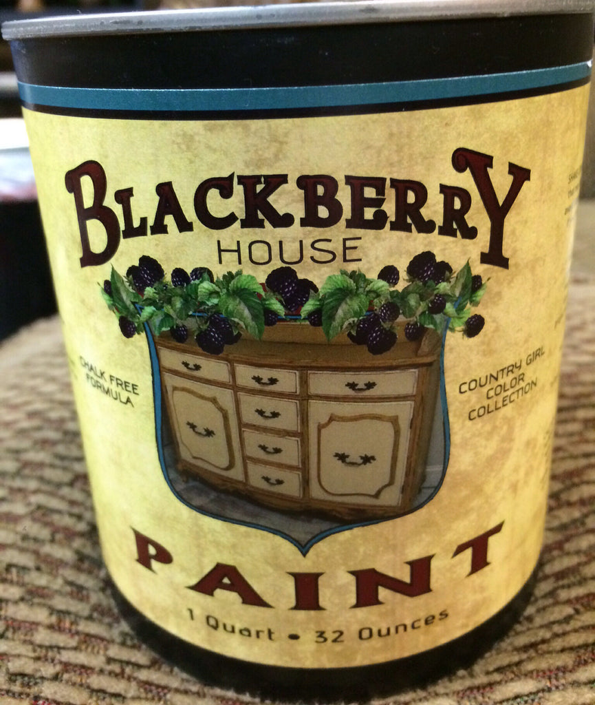 Blue Jay Size 32oz Blackberry House