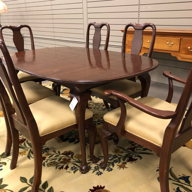 Ethan Allen / Dining Table & DIY) Ethan Allen Dining Table u2013 Consign To Design