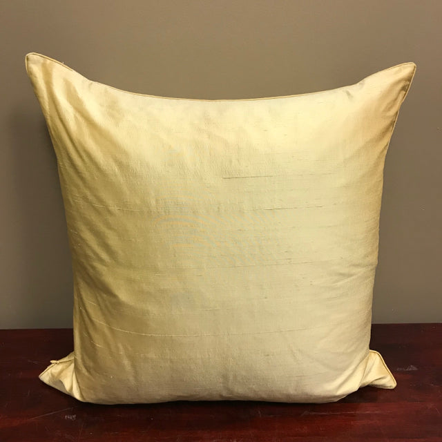 Clearance Gold Pillow Cover