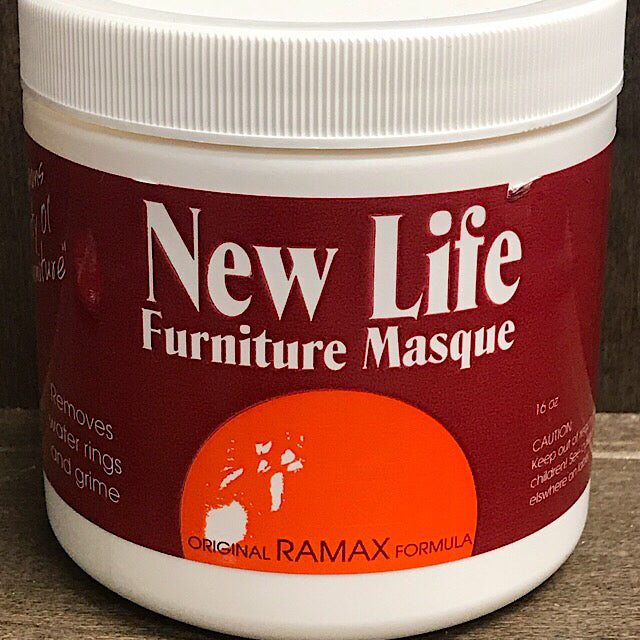 Size 16oz New Life Furniture Masque