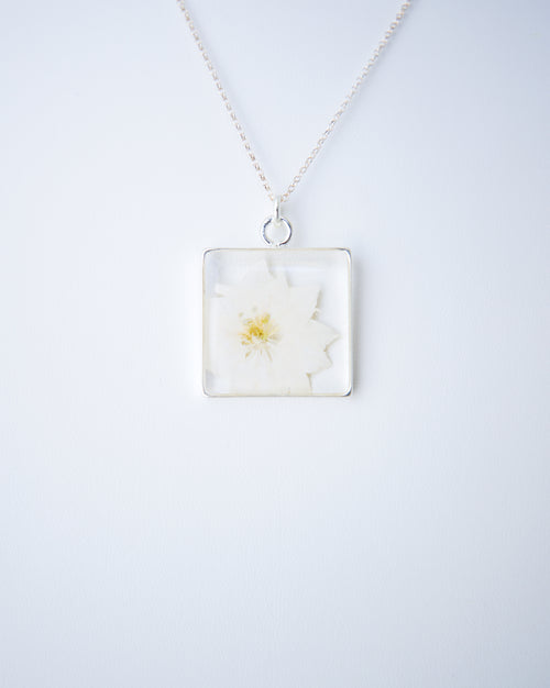 Larkspur Necklace