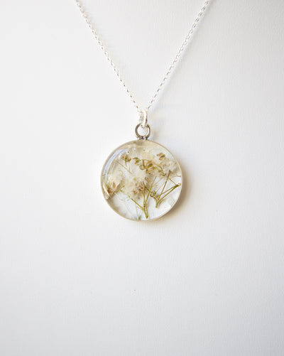 Foggy Morning Necklace