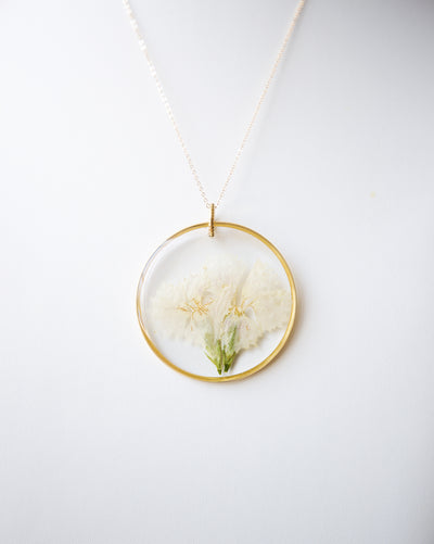 Summer Fog Necklace