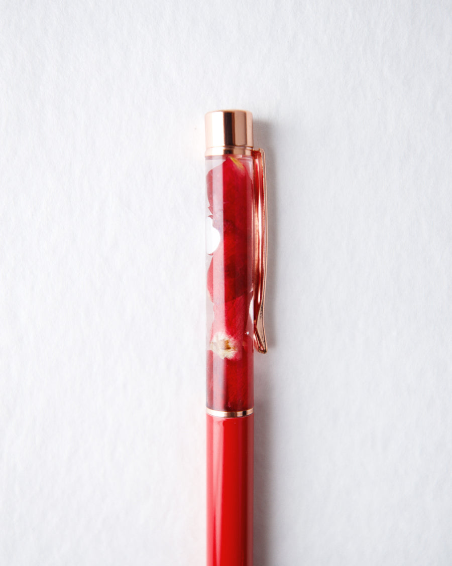 Red Roses Pen
