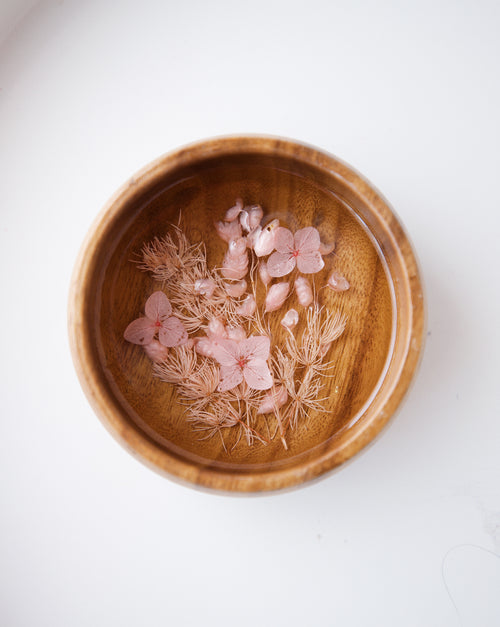 Spring Blooms Jewelry Dish