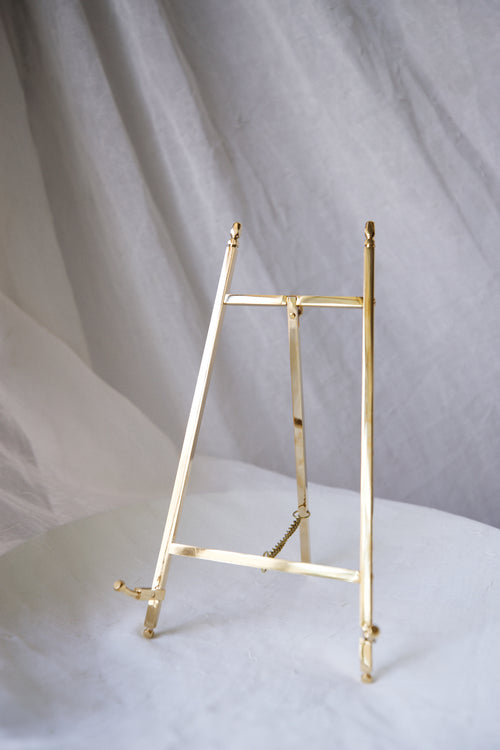 Brass Art Display Stand