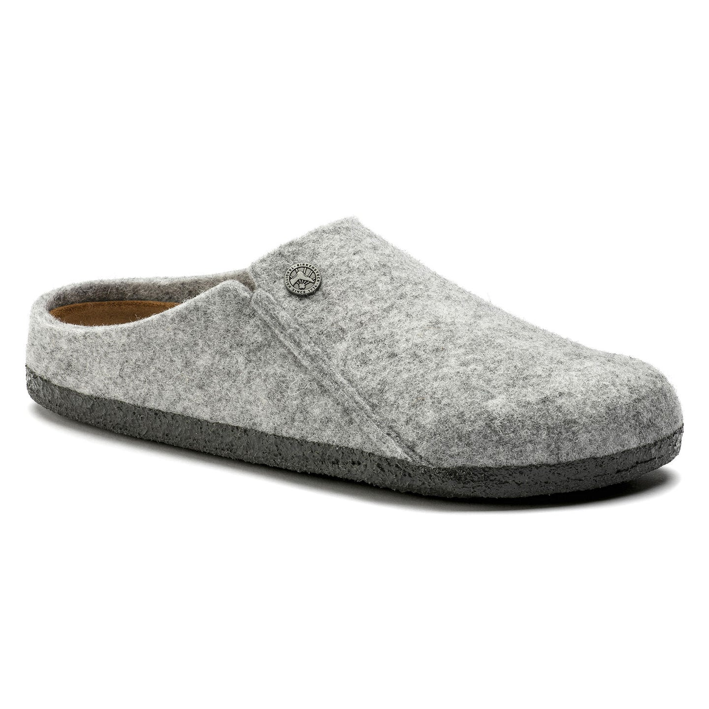 Zermatt Wool Felt in Light Grey - Joe's Boots - Kingston
