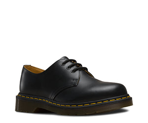 1461 Smooth - Black - Joe's Boots - Kingston