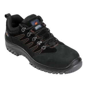 390080 Black Hiker Shoe - Joe's Boots - Kingston