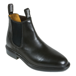 805025 Black Riding Boot - Joe's Boots - Kingston
