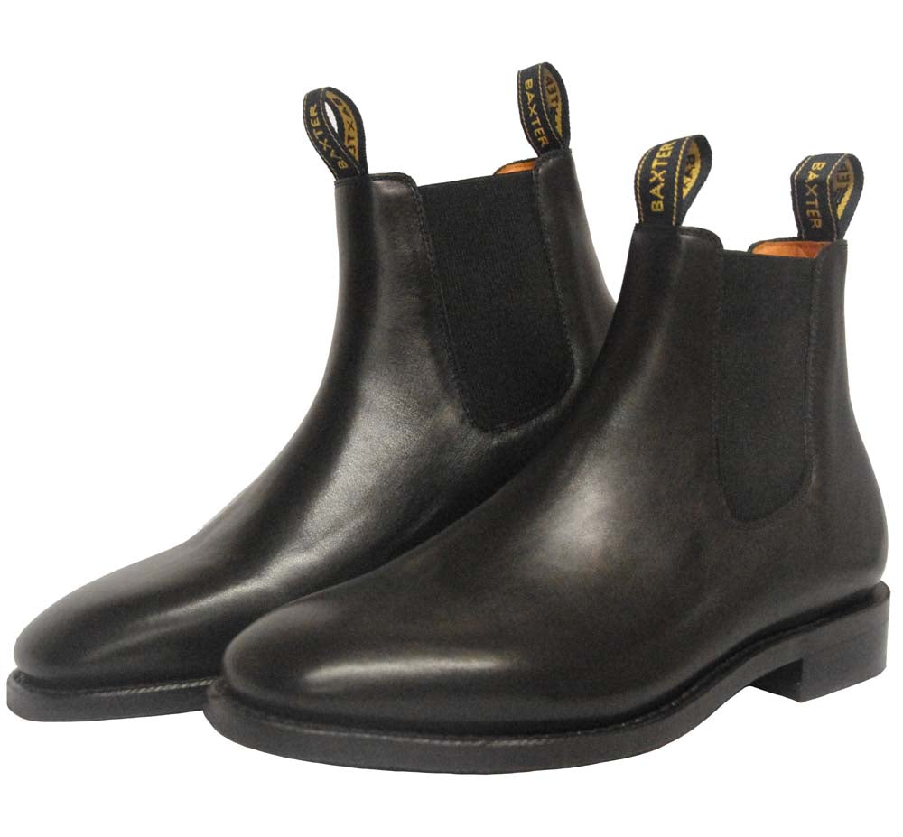 Goulburn - Black - Joe's Boots - Kingston