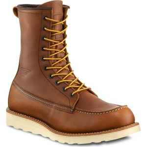 "877 - 8"" Classic Moc - Joe's Boots - Kingston"