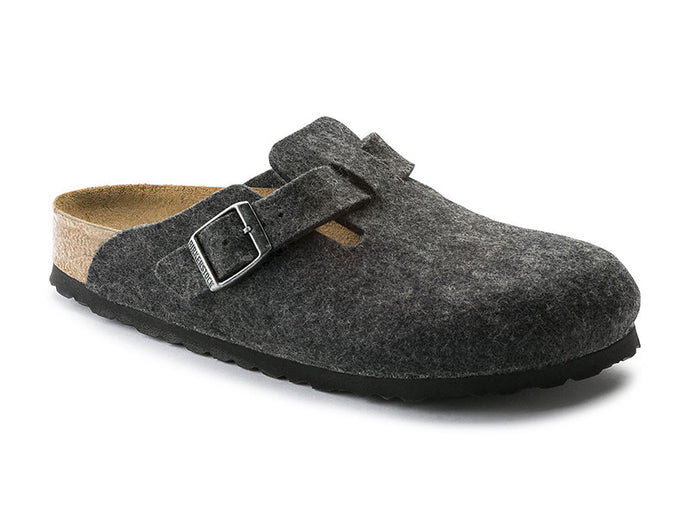 Boston Wool Felt in Anthracite - Joe's Boots - Kingston