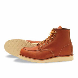 "875 - 6"" Moc Boot - Joe's Boots - Kingston"