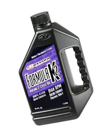 Maxima K2 100% Fully Synthetic Oil 1.892lt