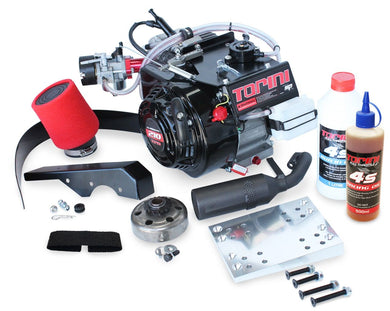 Torini 4S Clubmaxx Sealed Engine Complete (Incl Eng Kit & Oil)