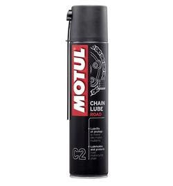 Motul Chain Lube 400ml Aerosol *** Cannot be sent airfreight