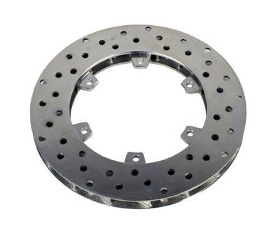 Brake Disc 18mm Thick Radial Vented 100mm I.D 205mm O.D