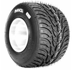 Tyre MG WT - White **New Wets**  6.0 Rear Inc KA Royalty