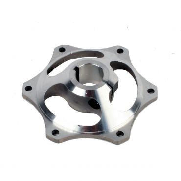 Sprocket Hub 30mm Alloy (Hire Kart Brake Hub)