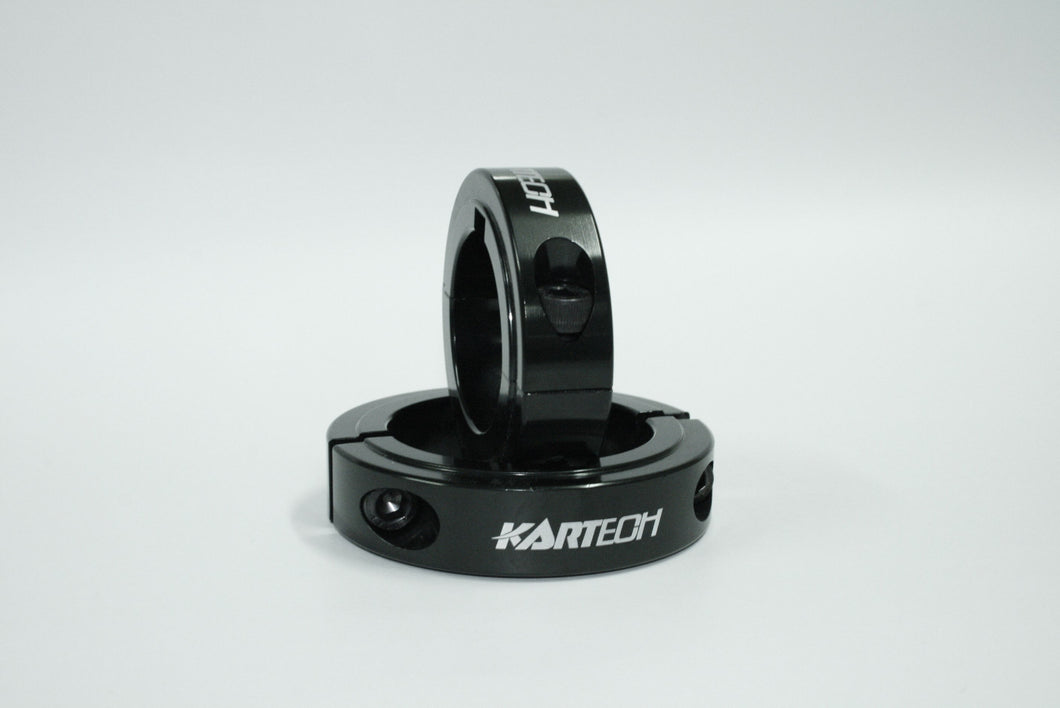 Axle Collar Set 30mm - Kartech Set of 2