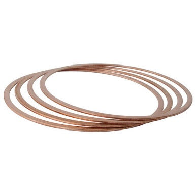 VORTEX-COPPER HEAD GASKET 42,2x62,4x.1