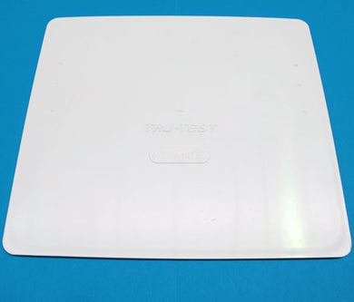Number Plate White Small 200 x 200mm