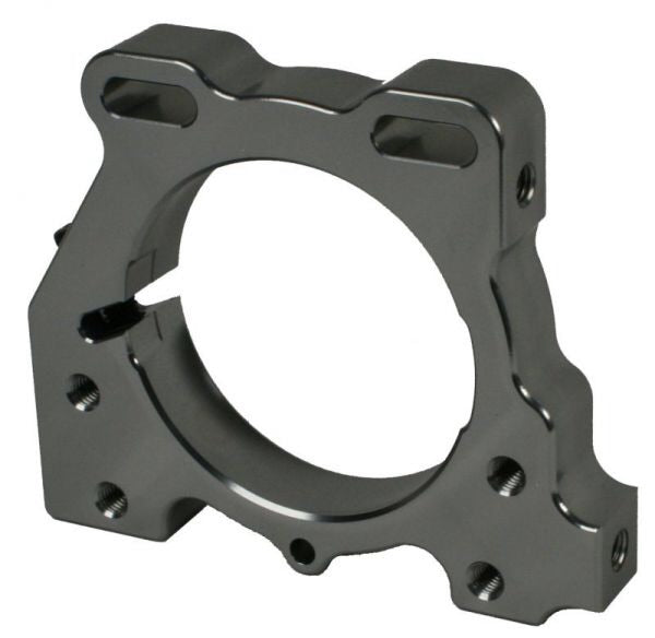 Axle Flange AX9 Centre/Drive Side - Gunmetal