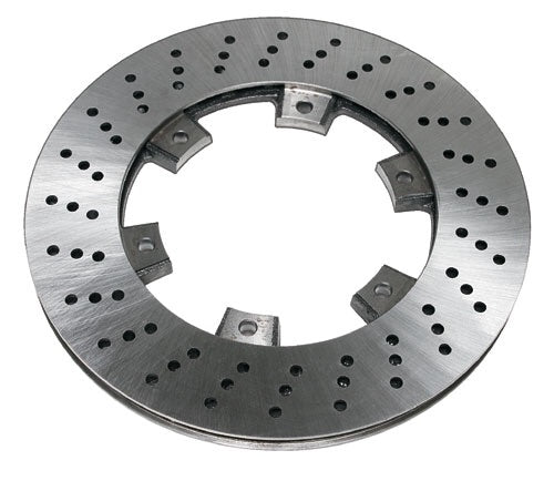 Brake Disc Radialy Vented/Drilled 210/100/12.5mm