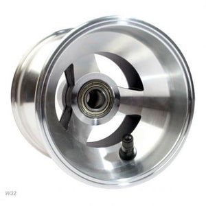 Wheel Front Edwards - Alloy 108mm Wide For MRC (100mm internal)