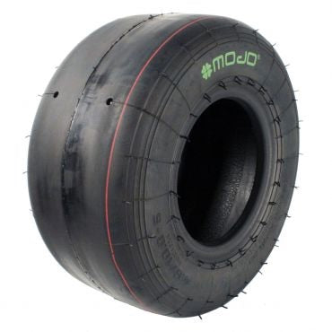 Tyre Mojo D1-6 Front Slick - Rotax TROPHY/JMAX CLASS