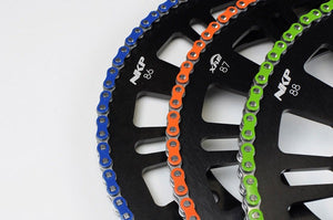 Chain RK 102 Link O Ring Green