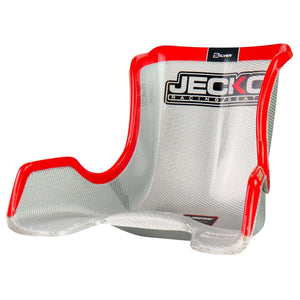 Jecko Seat D5 Silver Closedge 340mm