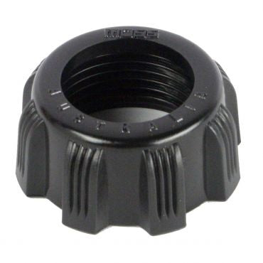 Fuel Tank Cap-Black Fuel Outlet