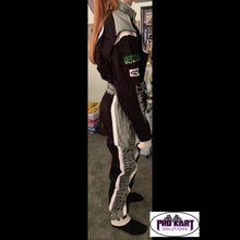 Load image into Gallery viewer, SFI 2 layer suit custom with arm restraints (speedway)
