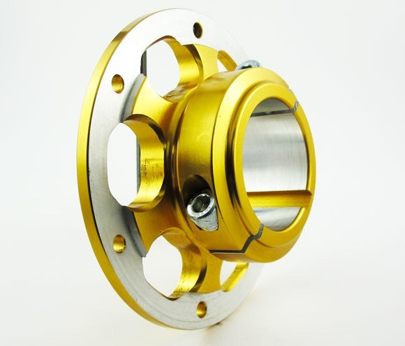 Brake Disc Hub 50mm Gold