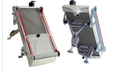 Radiator KG Includes Mounting Kit & Cover H 440 x W 255 mm