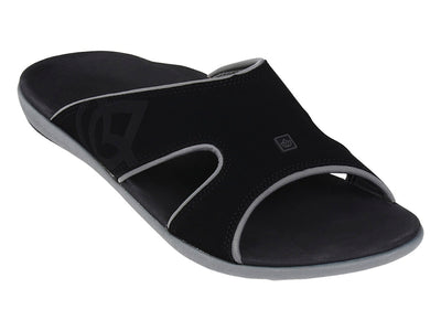 Spenco Men's Kholo Slide Carbon