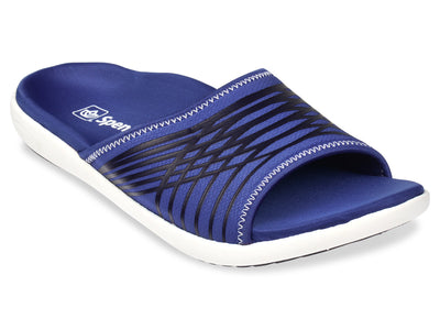 Spenco Men's Thrust Slide True Navy