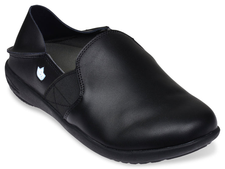 Spenco Men's Quuincy Slip-On Black