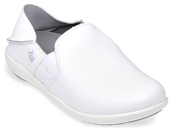 Spenco Men's Quuincy Slip-On White