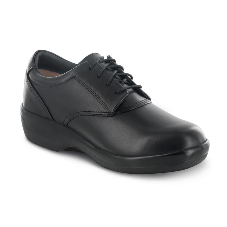 WOMEN'S CONFORM CLASSIC OXFORD - BLACK - V1270