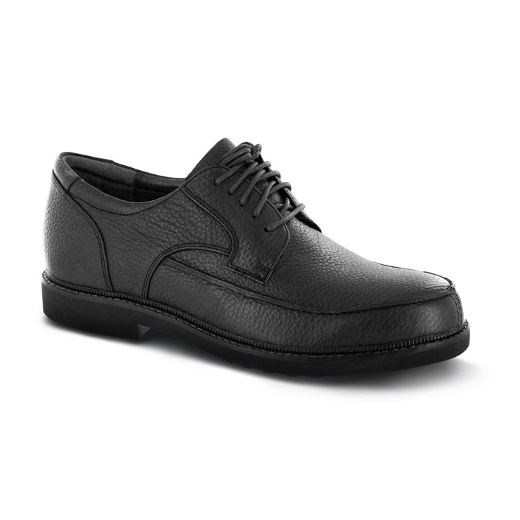 LEXINGTON MOC TOE OXFORD - BLACK - T900