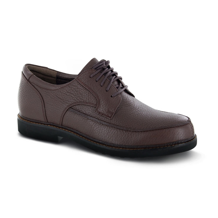 LEXINGTON MOC TOE OXFORD - BROWN - T910