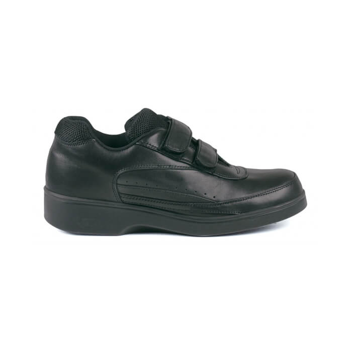 WOMEN'S AMBULATOR ATHLETIC BLACK - G8000