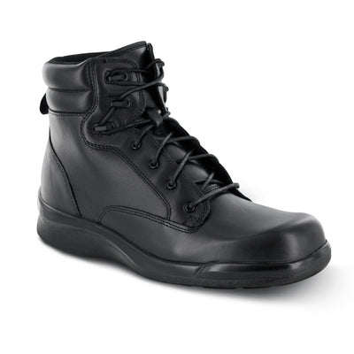 BIOMECHANICAL LACE-UP WORK BOOT - BLACK - BV4500