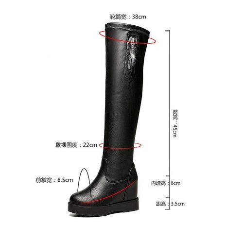 Women Shoes Winter Snow Boots Warm High Quality